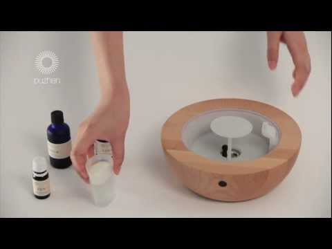 How to Assemble & Use Yun Aroma Diffuser