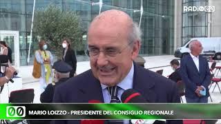 """Inaugurata la mostra """"50 anni del Consiglio regionale della Puglia"""""""