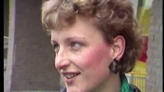 Late TV: Straatinterviews en voorbeschouwingen gemeenteraadsverkiezingen Echt (1986)