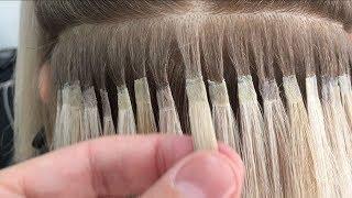 Ultra Blonde Keratin Bonded Hair Extensions