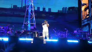 "Eminem & 50 Cent ""In Da Club"" & ""Crack A Bottle"" Live at Governor's Ball"