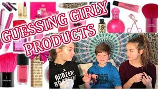 Guessing prices of girly products