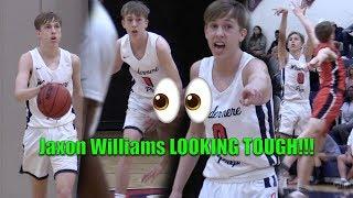Jaxon Williams IS LOOKING TOUGH!!! Teams Up w/ Fanbo Zeng vs Lake Highland!