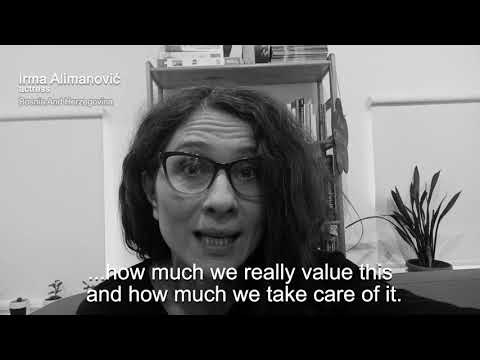 Video: Artists for Balkan Rivers - Compilation III