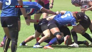 Asia Rugby Seven Series – Sri Lanka 2016 – Day 2
