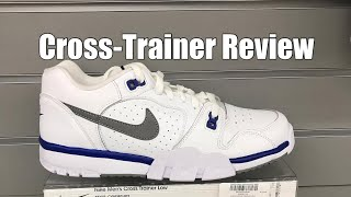 Nike Cross Trainer Review & Unboxing