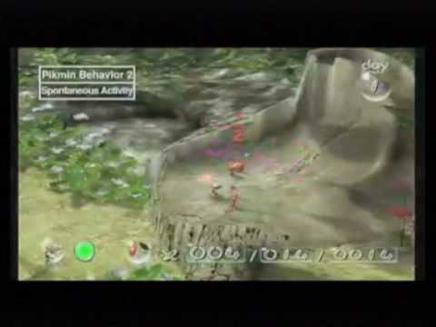 Видео № 0 из игры Pikmin: New Play Control [Wii]
