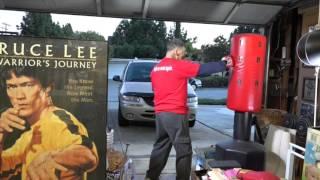 Bruce Lee's Close Friend Allen Joe