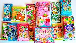 Посылка с eBay. Коробка японских вкусняшек 11 + 2