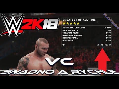 WWE 2K18 | JAK ZÍSKAT VC SNADNO A RYCHLE |
