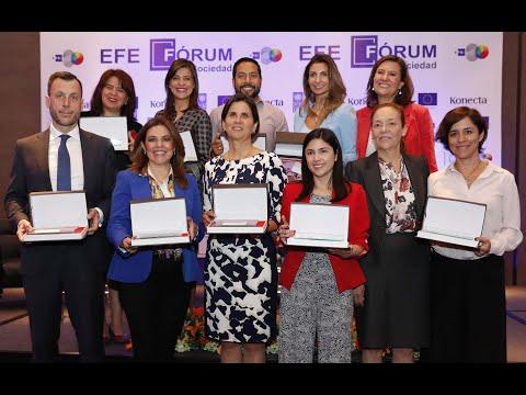 Foro EFE Mujer Aborda el Desafío de los Medios de Comunicación para Afrontar la Igualdad de Género