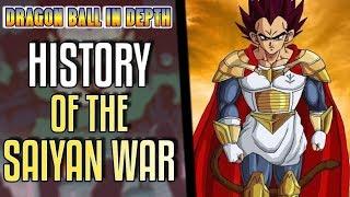 The Saiyan War FULL STORY - Dragon Ball In Depth