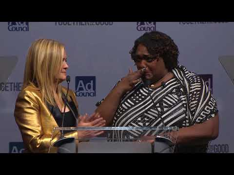 Samantha Bee and Samantha Jacobs on Hunger Prevention l Ad Council Dinner 2017