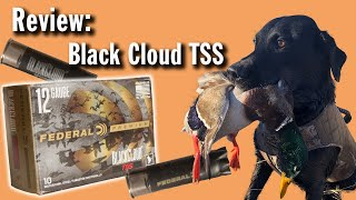 Federal Premium Black Cloud TSS Review