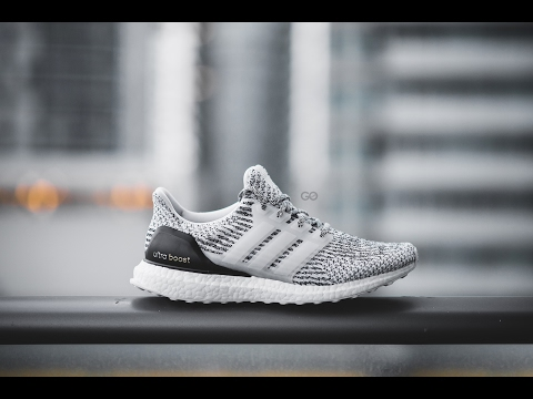 f3fe2b4d79e Adidas ultra boost 3.0 oreo   zebra review and on feet