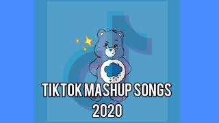 tiktok mashup songs 2020 **must watch **( not clean ) with songs names