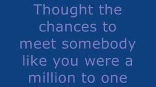 One in a million-Hannah Montana Lyrics