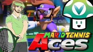 [Vinesauce] Vinny - Mario Tennis Aces: Online Tournament Demo