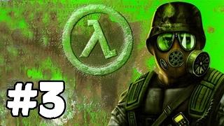 Prospekt Часть 3 - Half-Life 2 МОД ★ Возвращение Шепарда из Opposing Force!