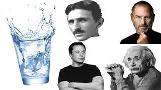 Zeki İnsanların Sırrı 1 Ay Sadece Su İçerseniz Ne Olur ?