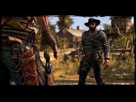 call of juarez gunslinger pc gameplay