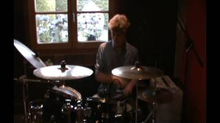 Donots feat. Frank Turner - So Long ( Drum Cover )