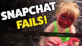 SNAPCHAT FAILS! | Funny Social Media Fail Videos | 2019