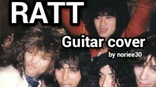 RATT ~Dance~ cover