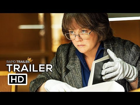 Movie Trailer: Can You Ever Forgive Me? (2018) (0)