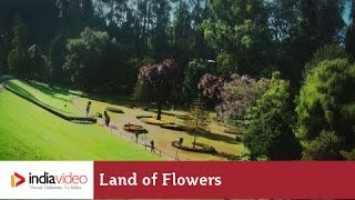 Land of flowers: Ooty Botanical Garden