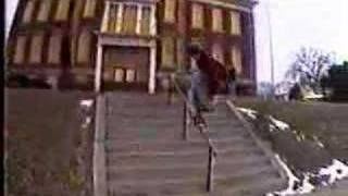 311 omaha stylee roller blade video old school
