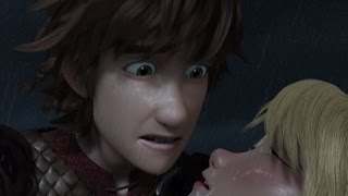 Download Video Hiccup and Astrid Saving Each Other Compilation!! Dragons: Race to the Edge MP3 3GP MP4