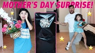 MOTHER'S DAY SURPRISE SHE DID NOT EXPECT!! - Video Youtube