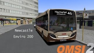 OMSI 2 Flaxton V2 Route 35 Volvo Gemini 2 First Park & Ride