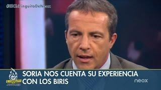 """Cristóbal Soria: """"En el Sevilla se daban a 'Biris' entradas de jugadores"""""""