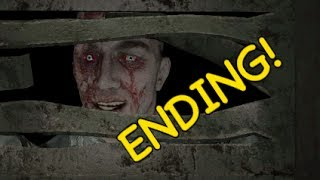 SUPER HELL NO! [WHISTLEBLOWER] [OUTLAST] #04 [ENDING]