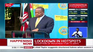 Kenyans returning from India will not be forced into quarantine