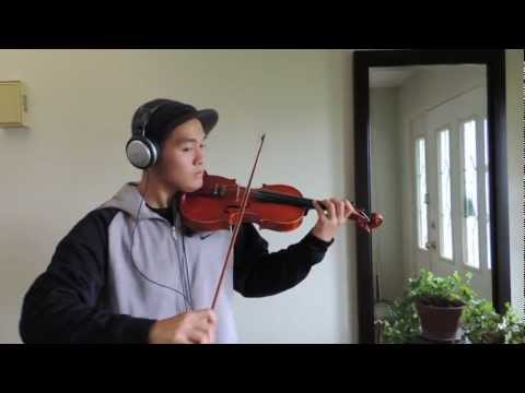 whistle flo rida violin cover instrumental by william wang