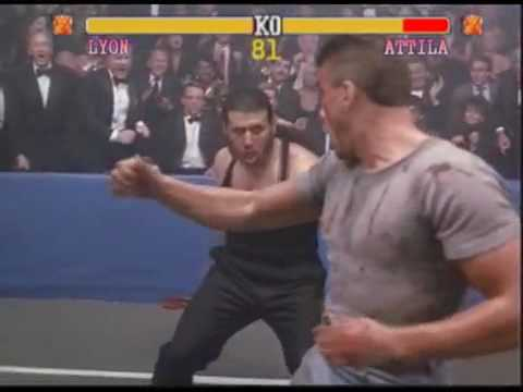 Street Fighter 2 Parody best of Van Damme (Lionheart)
