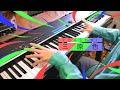 【YOASOBI】三原色 / RGB【Piano Cover】