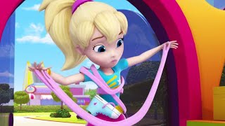 Polly Pocket Full Episodes | HOUR LONG COMPILATION | Griddle me this | Videos for Kids