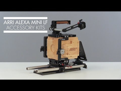ARRI Alexa Mini LF Accessory Kit Overview