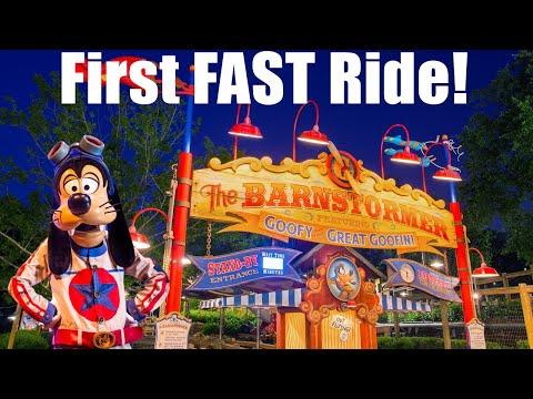 Michael's First Roller Coaster (He's Not A Fan!)