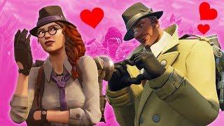 Detective Love Story | Fortnite Short Film