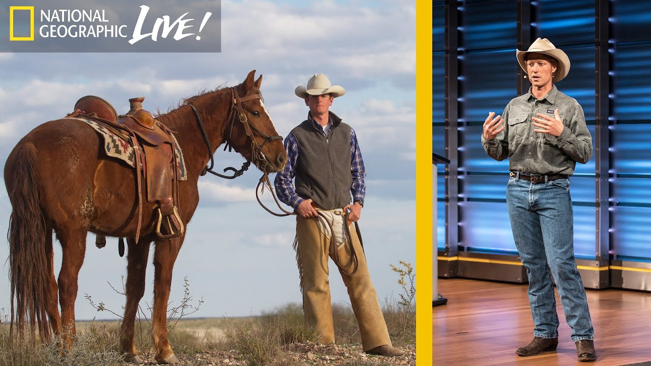 Why Four Cowboys Rode Wild Horses 3,000 Miles Across America (Part 2) | Nat Geo Live thumbnail