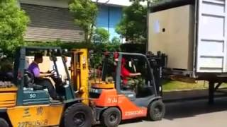 Toyota Forklift Safety Fail