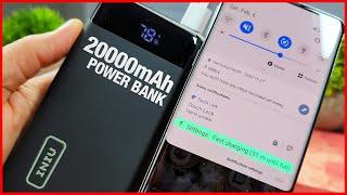 INIU 20000 mAh Best PowerBank with Fast Charging