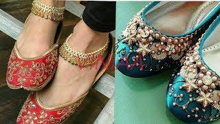 Top 20 Punjabi Jutti Designs for Ladies | Latest Punjabi jutti online