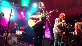 Dan Mangan - Rows of Houses/Regarding Death and Dying - Halifax Pop Explosion 2011