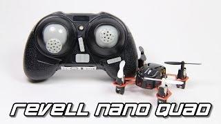 """Микроквадрокоптер REVELL CONTROL NANO QUAD от компании Интернет-магазин """"Timatoma"""" - видео 1"""